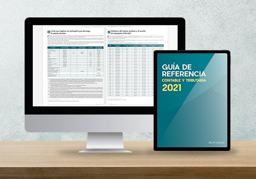 Guía de referencia contable y tributaria 2021