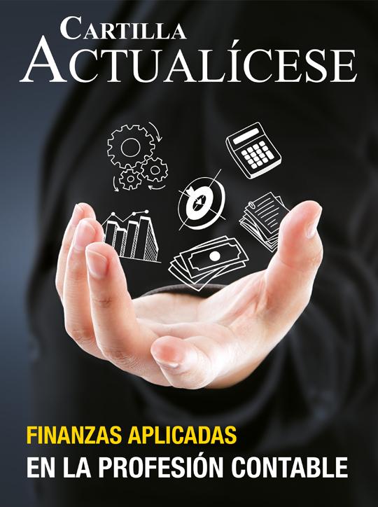 [Cartilla Práctica] Finanzas aplicadas en la profesión contable