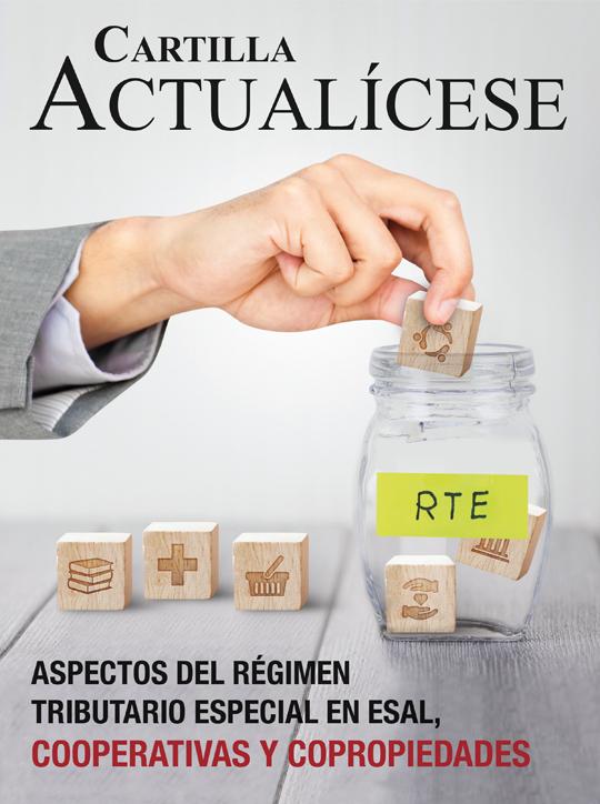 [Cartilla Práctica] Aspectos del régimen tributario especial en ESAL, cooperativas y copropiedades