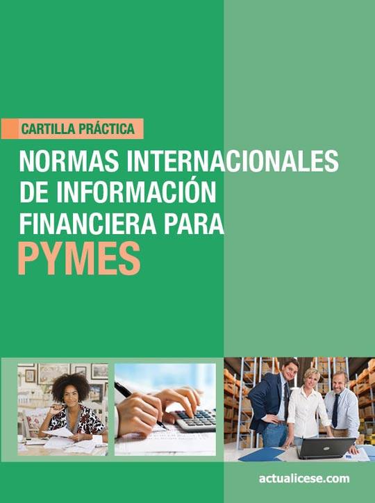 [Cartilla Práctica] Normas Internacionales de Información Financiera para Pymes