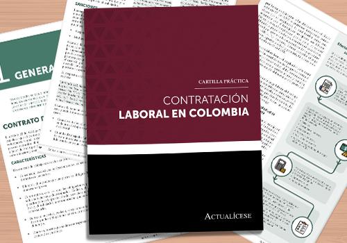Contratación laboral en Colombia