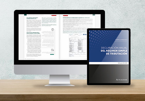 Cartilla Práctica: Declaración anual del régimen simple de tributación, año gravable 2020