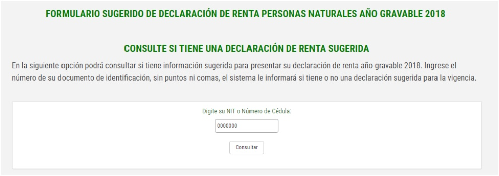 Declaración sugerida de renta para personas naturales: ¿en qué consiste esta nueva iniciativa?