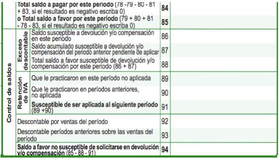 Formulario del IVA para el 2016: DIAN reestructuró los renglones informativos