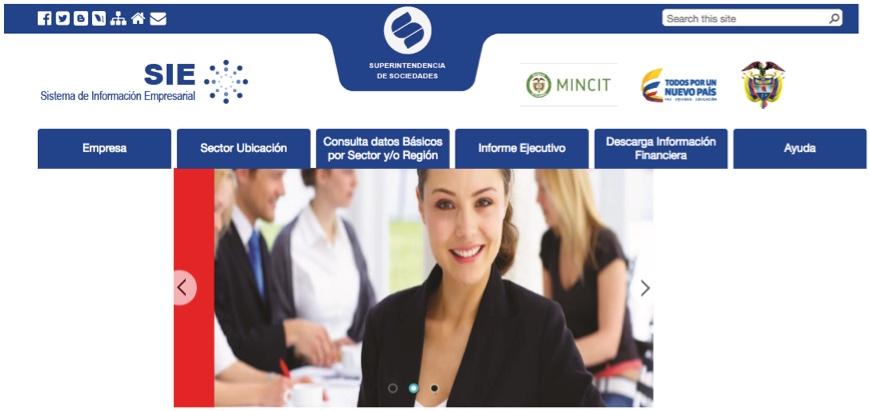 SIE: nueva herramienta de Supersociedades para consultar Estados Financieros bajo Normas Internacionales