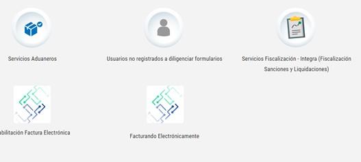 sistemas información Dian