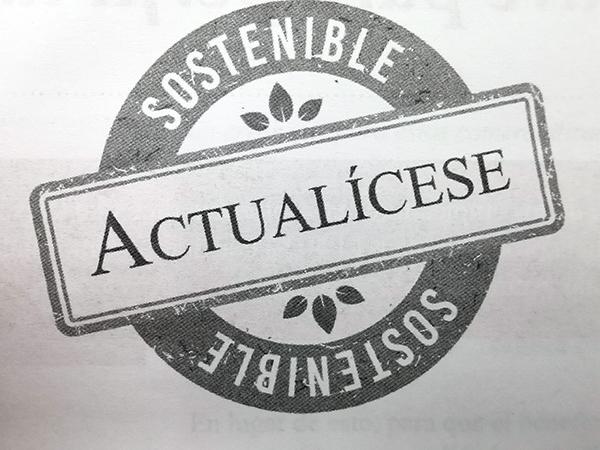 Actualícese entra a la onda ecológica y ambiental a través de sus publicaciones