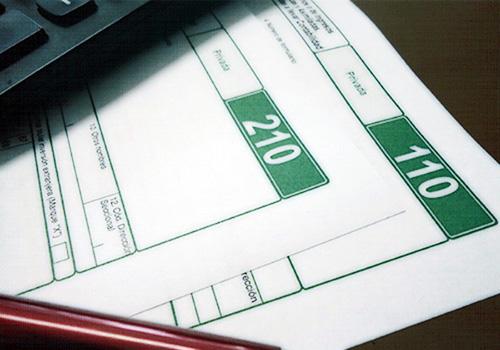 ¿Dudas sobre el diligenciamiento del formulario 210? Aquí puedes resolverlas