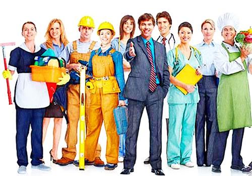 Dependientes e independientes del sector formal e informal: ingresos y estabilidad laboral