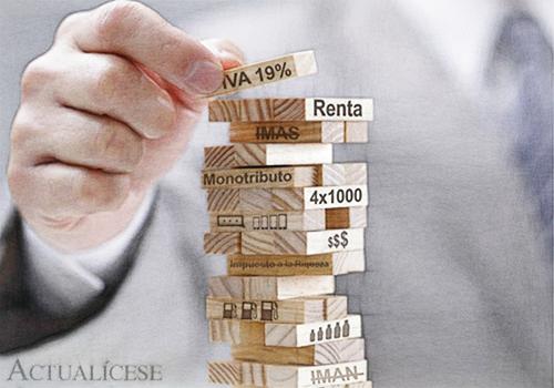IVA e impuesto de renta para personas naturales: coincidencias y diferencias