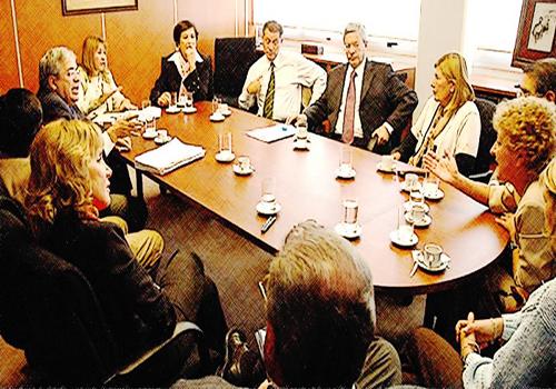 Tipos de reunión en las sociedades comerciales