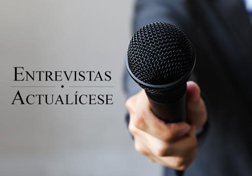 Entrevistas Actualícese