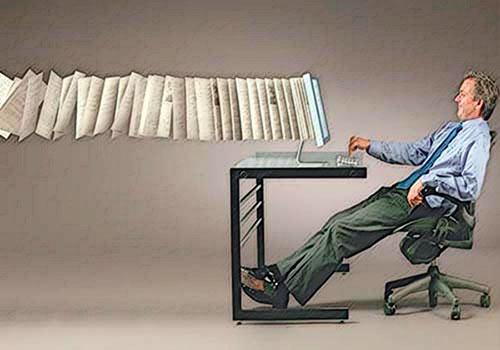 Soportes y comprobantes contables, ¿deben estar impresos?