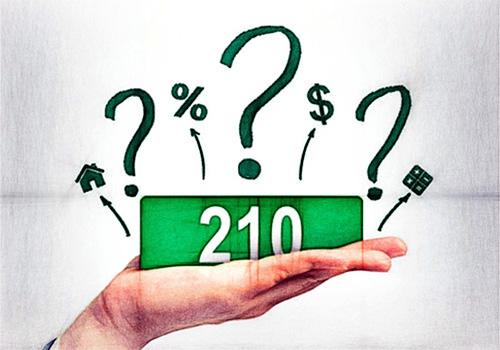Formulario 210: ¿cómo prepararlo correctamente?
