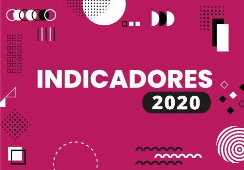 Indicadores de 2020