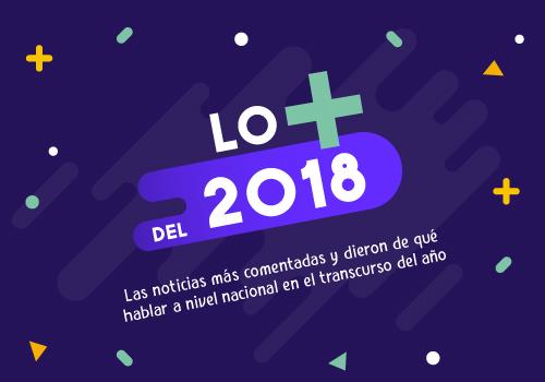 Los + de 2018