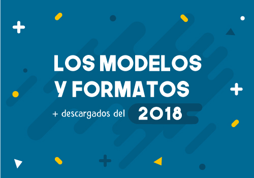 Los modelos y formatos más descargados de 2018