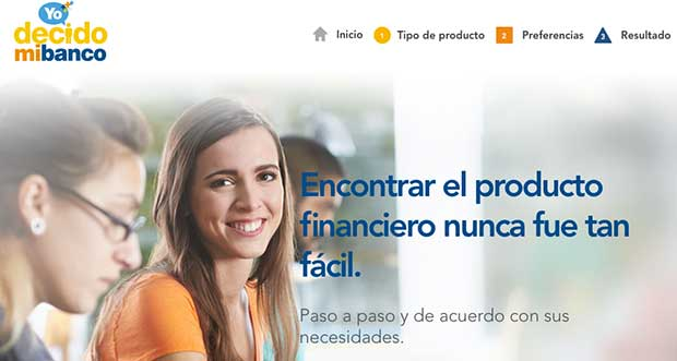 Comparar los servicios financieros en Colombia es cuestión de un clic