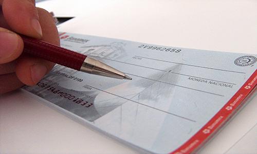 Títulos valores: diferencias entre un cheque normal, de gerencia y cruzado