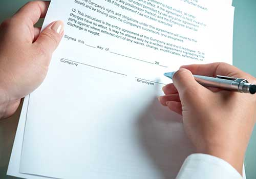 Resolución o terminación del contrato mercantil por incumplimiento de las obligaciones