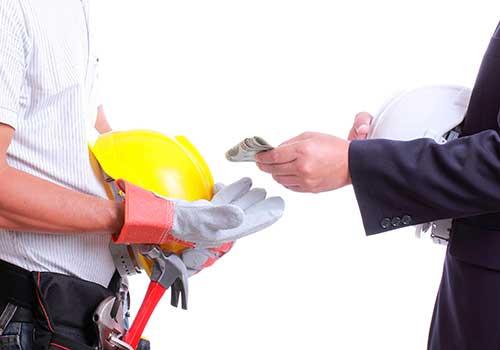 Indemnización y sanciones por no entrega de dotación