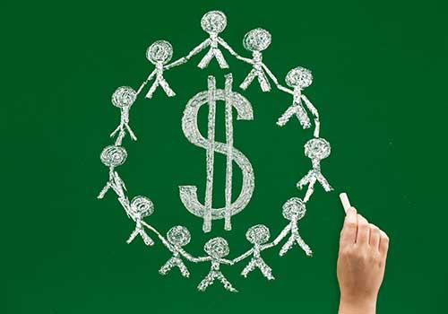 Reconocimiento de aportes sociales en entidades de economía solidaria
