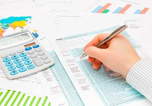 Anticipos de impuestos e impuestos por pagar: reconocimiento en NIIF