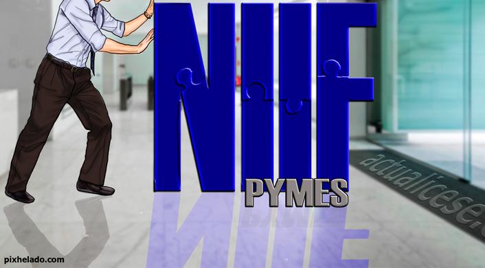 NIIF para pymes: listo el primer documento de actualización