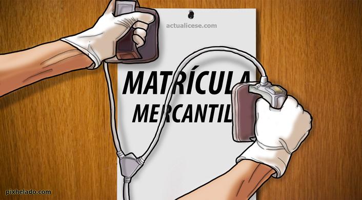 Beneficiarios de Ley Pro-joven: exoneración del registro mercantil o su renovación en 2018