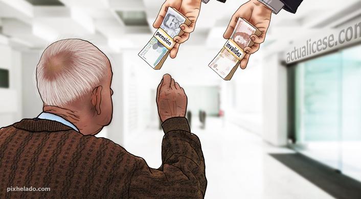 Función pensional de Prosocial es asumida por la UGPP