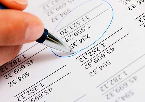 Registro de diferencias y conciliación fiscal: metodología de control