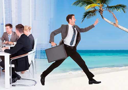 Vacaciones se pueden dividir, pero existe período mínimo de disfrute consecutivo