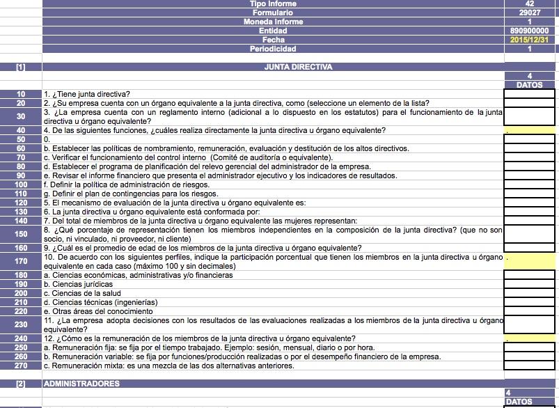 [Guía] Plantilla para elaborar el Informe de Prácticas Empresariales por el 2015
