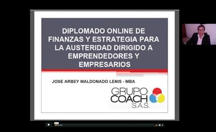 Finanzas para la austeridad dirigido a emprendedores y empresarios - Grupo Coaching en finanzas