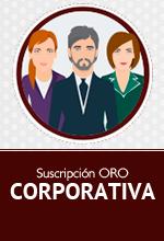 Suscripción ORO Corporativa