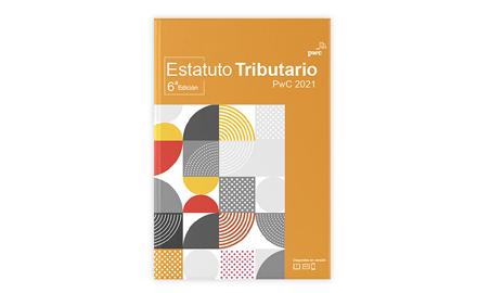 Libro impreso Estatuto Tributario PwC 2021