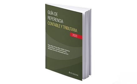 Cartilla digital Guía de referencia contable y tributaria 2020