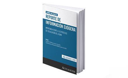 Libro Blanco - Reporte de información exógena