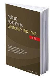 Libro - Guía de referencia contable y tributaria 2019