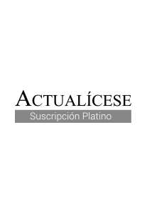 Suscripción Actualícese PLATINO