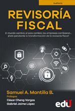 Libro: Revisoría fiscal – Ediciones de la U