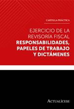 Ejercicio de la revisoría fiscal: responsabilidades, papeles de trabajo y dictámenes