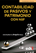 Contabilidad de pasivos y patrimonio con NIIF – Ediciones de la U
