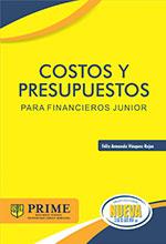 Costos y presupuestos para Financieros Junior