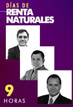 Día de rentas naturales 2020: 9 horas de práctica con expertos