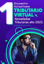 Encuentro Tributario Virtual Actualícese 2021