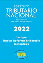 Estatuto tributario nacional 2022 – Grupo Editorial Nueva Legislación