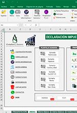 Excel para la elaboración de la declaración de renta de las personas jurídicas año gravable 2020 – Alberto Sánchez