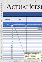 Excel para elaborar el formulario 220: certificado de ingresos y retenciones – año gravable 2020