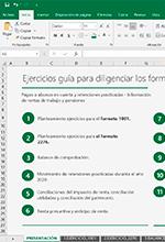 Excel para elaboración de la información exógena año gravable 2020 – Alberto Sánchez